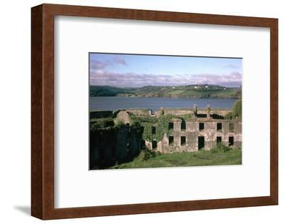 Charles Fort near Kinsale in County Cork, 17th century. Artist: Unknown-Unknown-Framed Photographic Print