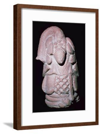 Etruscan votive offering from Rome. Artist: Unknown-Unknown-Framed Giclee Print
