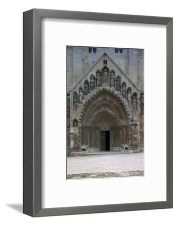 Jak Abbey in Hungary. Artist: Unknown-Unknown-Framed Photographic Print