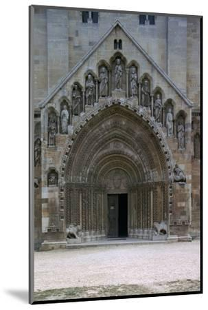 Jak Abbey in Hungary. Artist: Unknown-Unknown-Mounted Photographic Print