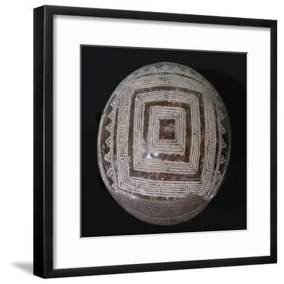 Pottery from an iron age village in Malta. Artist: Unknown-Unknown-Framed Giclee Print
