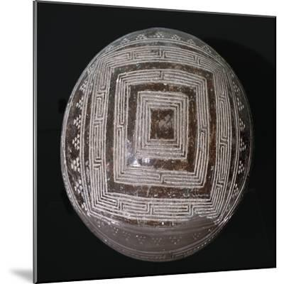 Pottery from an iron age village in Malta. Artist: Unknown-Unknown-Mounted Giclee Print
