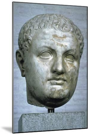 Head of the Roman emperor Titus, 1st century. Artist: Unknown-Unknown-Mounted Giclee Print