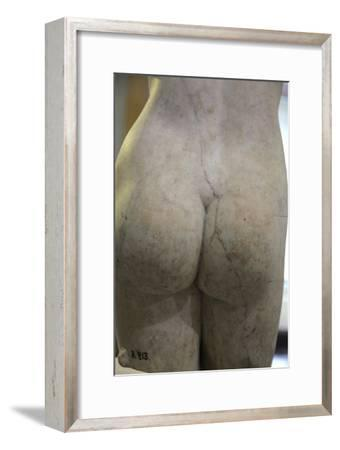 Torso of Aphrodite, 2nd century. Artist: Unknown-Unknown-Framed Giclee Print