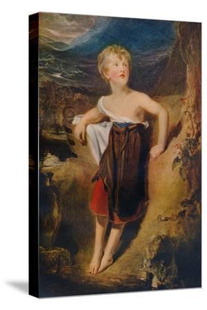 'Lady Georgiana Fane', c1806-Thomas Lawrence-Stretched Canvas Print