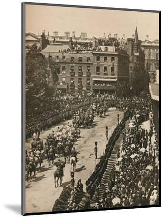 Queen Victoria's Diamond Jubilee, 1897 (1906)-London Stereoscopic & Photographic Co-Mounted Giclee Print