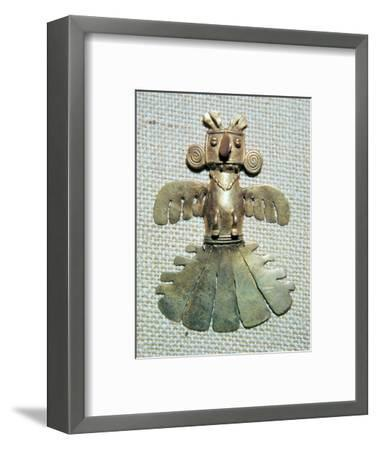 Native American gold condor-Unknown-Framed Giclee Print