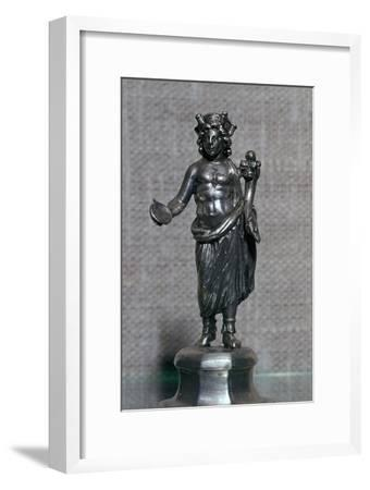 Roman Genius of a city-Unknown-Framed Giclee Print