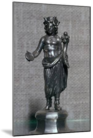 Roman Genius of a city-Unknown-Mounted Giclee Print