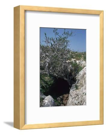 The Cave of Eileithyia-Unknown-Framed Photographic Print