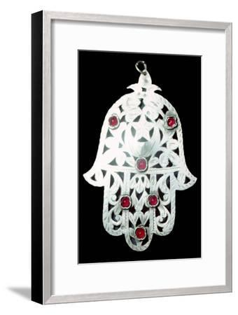 Gold hand of fortune-Unknown-Framed Giclee Print