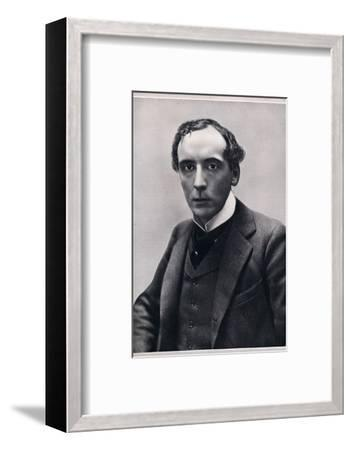 Harry Brodribb Irving (1870-1913), 1906-Unknown-Framed Photographic Print