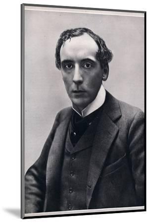 Harry Brodribb Irving (1870-1913), 1906-Unknown-Mounted Photographic Print