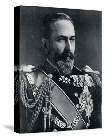Prince Louis of Battenberg, First Sea Lord of the Admiralty, c1914-Unknown-Stretched Canvas Print