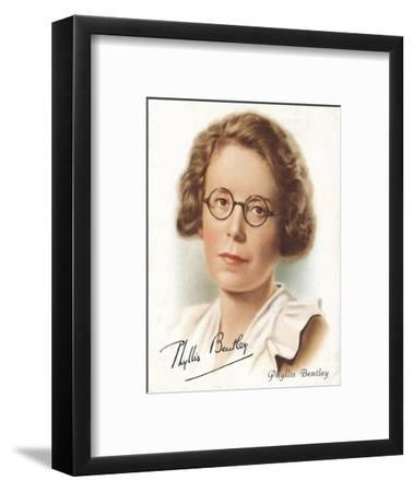 Phyllis Bentley, 1937-Unknown-Framed Giclee Print