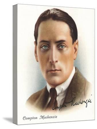 Compton Mackenzie, 1937-Unknown-Stretched Canvas Print