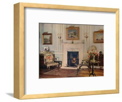 Room at the house of Mrs Chester Beatty, 1932-Unknown-Framed Photographic Print