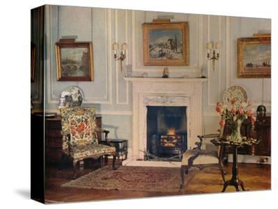 Room at the house of Mrs Chester Beatty, 1932-Unknown-Stretched Canvas Print