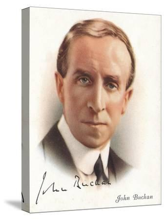 John Buchan, 1937-Unknown-Stretched Canvas Print