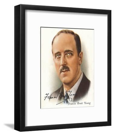 Francis Brett Young, 1937-Unknown-Framed Giclee Print