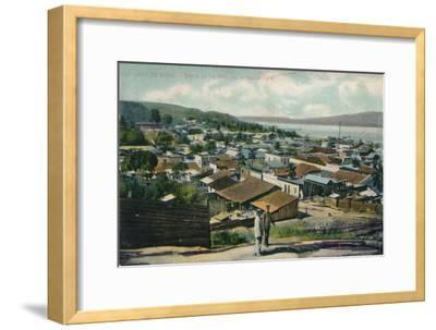 Santiago De Cuba. - Barrio de los Gailegos. - Partial View, c1910-Unknown-Framed Giclee Print