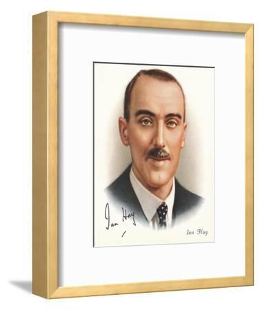 Ian Hay (Major John Hay Beith), 1937-Unknown-Framed Giclee Print