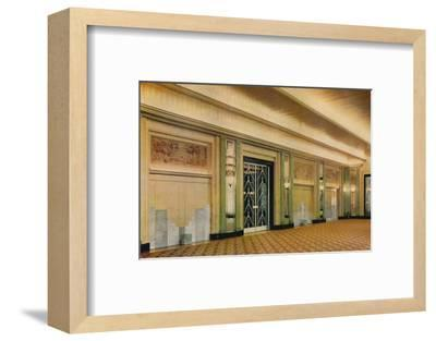 'A view of the new ballroom at Claridge's Hotel as designed by Oswald P. Milne', 1933-Unknown-Framed Photographic Print