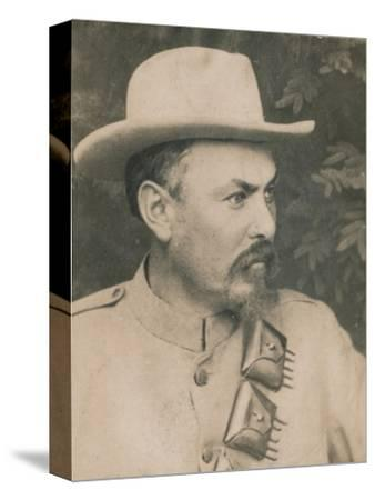 'General Louis Botha', (1862-1919), Afrikaner soldier and statesman, 1894-1907-Unknown-Stretched Canvas Print