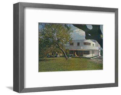 'Contempora House', 1935-Unknown-Framed Photographic Print