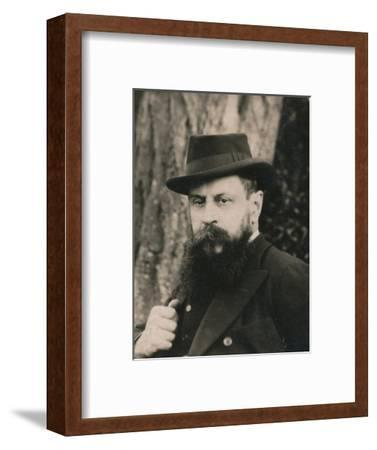 'His Grace the Duke of Norfolk', (1847-1917). British Unionist politician, 1894 -1907-Unknown-Framed Photographic Print