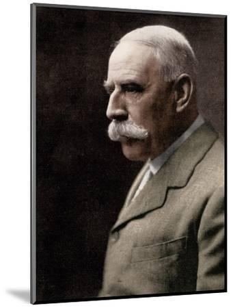 Sir Edward Elgar, (1857-1934), English composer, early 20th century-Unknown-Mounted Giclee Print