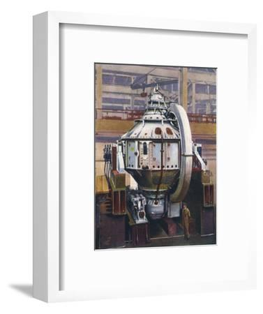The Gyro-Stabiliser, 1938-Unknown-Framed Giclee Print