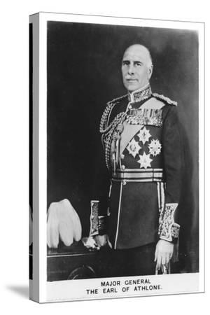 'Major General The Earl of Athlone', 1937-Unknown-Stretched Canvas Print