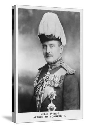 'HRH Prince Arthur of Connaught', 1937-Unknown-Stretched Canvas Print