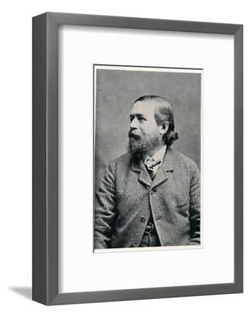 'James Aumonier (1832?1911)', English landscape painter, c1900-Unknown-Framed Photographic Print