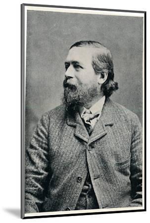 'James Aumonier (1832?1911)', English landscape painter, c1900-Unknown-Mounted Photographic Print
