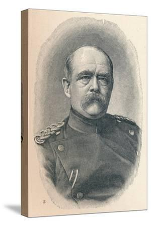 '3 - Otto Van Bismarck At Four Stages Of His Career', 1907-Unknown-Stretched Canvas Print