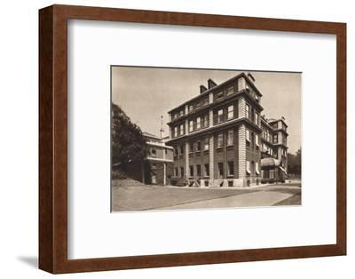 'Marlborough House', c1937-Unknown-Framed Photographic Print