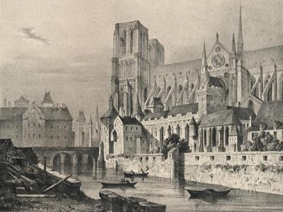 'L'Eveche', c1550-c1638 (1915)-Unknown-Framed Giclee Print