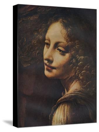 'The Virgin of the Rocks (detail)', c1491-Leonardo da Vinci-Stretched Canvas Print