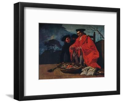 'El Medico', 1779-Francisco Goya-Framed Giclee Print