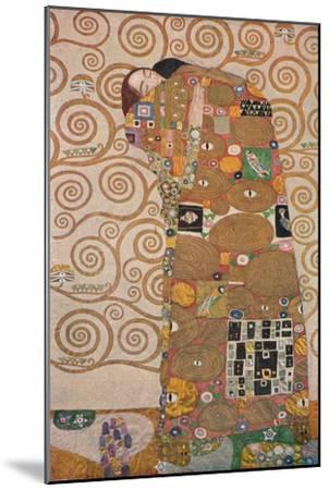 'Die Erfüllung', 1905-Gustav Klimt-Mounted Giclee Print