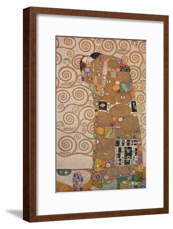 'Die Erfüllung', 1905-Gustav Klimt-Framed Giclee Print