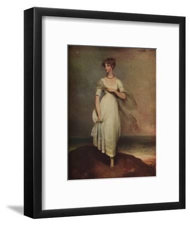 'Lady Lavinia Grey', c1800-Thomas Lawrence-Framed Giclee Print