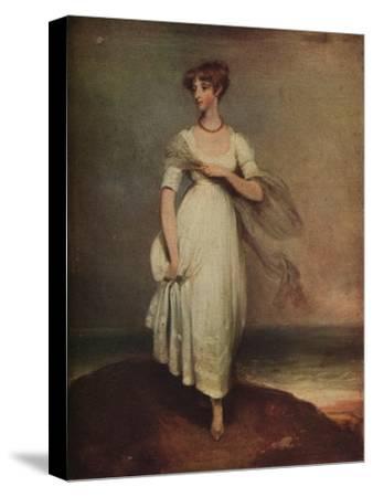 'Lady Lavinia Grey', c1800-Thomas Lawrence-Stretched Canvas Print