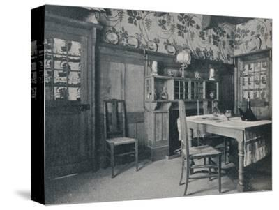 'Dining Room', c1902-Unknown-Stretched Canvas Print