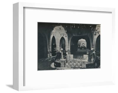 'Hall in the German Section of the Turin Exhibition', 1902-Unknown-Framed Photographic Print