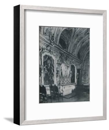 'Sacristy of the Carmo Church, Rio de Janeiro', c1943-Unknown-Framed Photographic Print