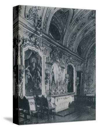 'Sacristy of the Carmo Church, Rio de Janeiro', c1943-Unknown-Stretched Canvas Print