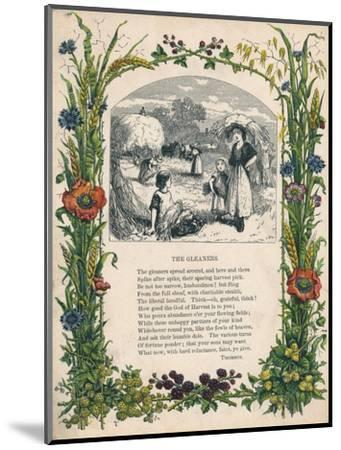 'The Gleaners' by Thomson, c1900-Unknown-Mounted Giclee Print